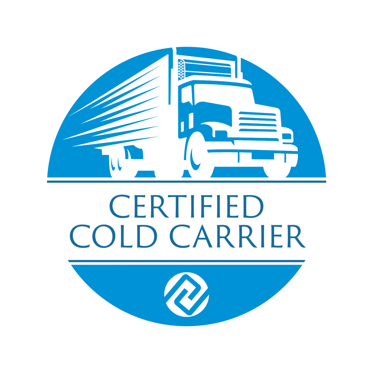 Logo - GCCA Certified Cold Carrier