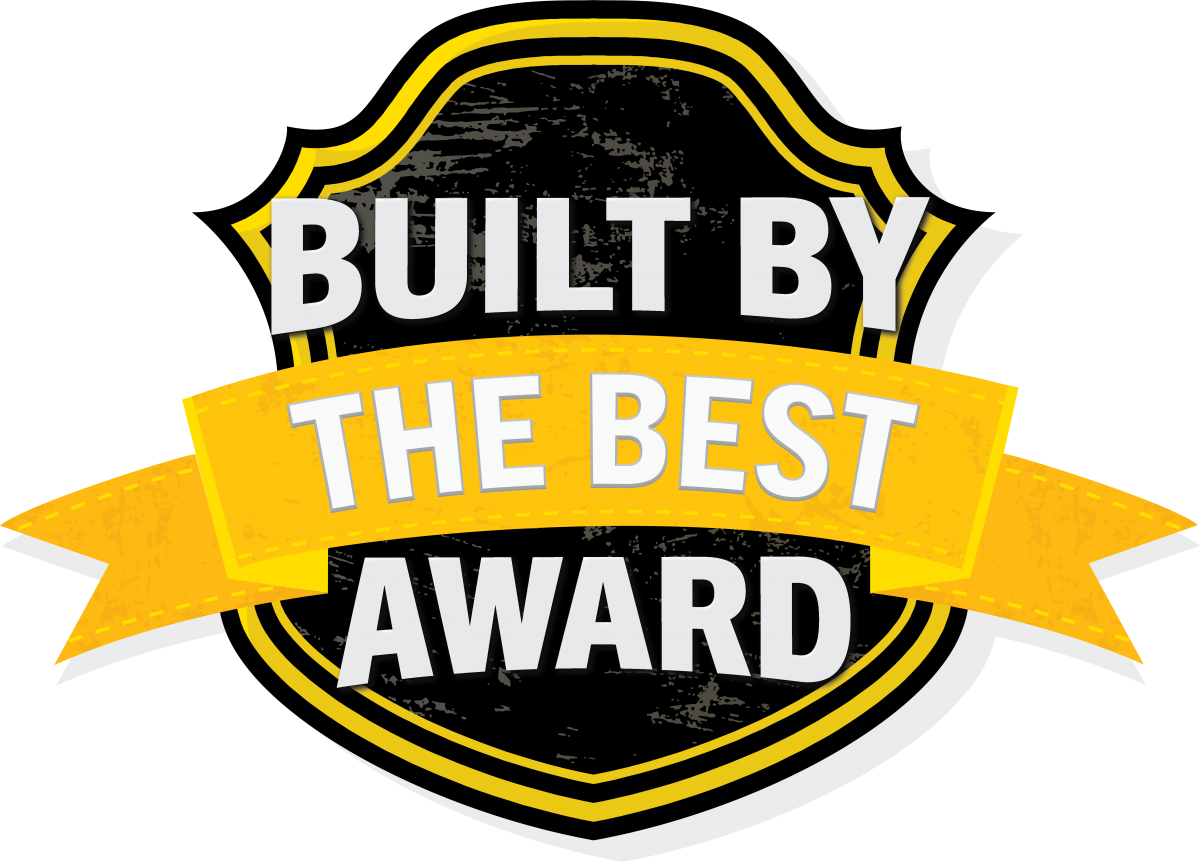 CEBA Built by the Best Award Logo