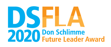 Logo - Don Schlimme Future Leader Award