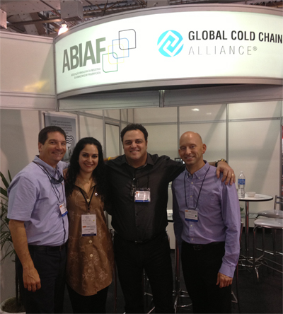 GCCA at ABIAF Event, 2014